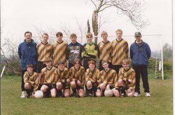 Chadlington Youth Team 1995