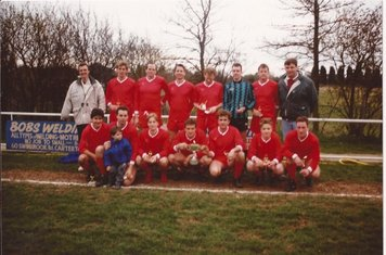Jack Busby Cup 1992