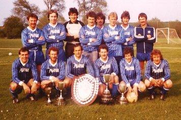 Oxfordshire Junior Shield 1985
