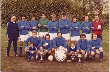 Oxfordshire Junior Shield 1983