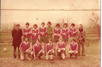Junior Cup 1982
