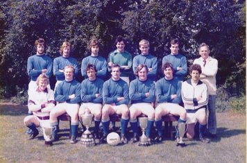 Oxfordshire Charity Cup 1981