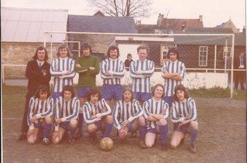 WDFA Division One 1975