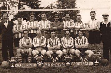WDFA Premier League 1959