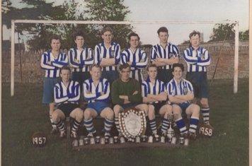 Oxfordshire Junior Shield 1958