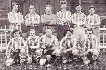 Senior Cup 1951