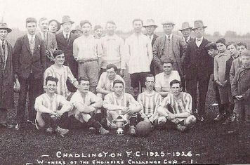 Engineers Challenge Cup 1926