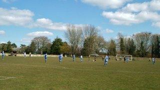 Chadlington through to the Junior Cup Semi Final