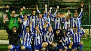Chadlington Triumphant in the Cup