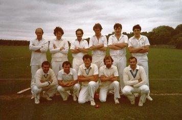 Cricket On Tour 1984