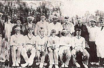 Sanford St Martin & District Challenge Cup 1937