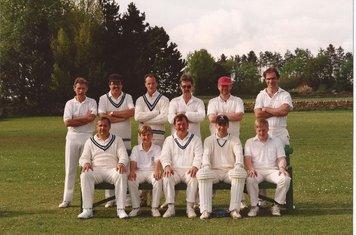 Sunday XI 1993
