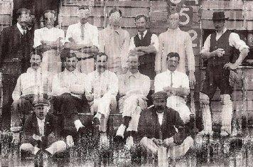 Chadlington Cricket Club 1912