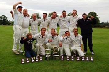 OCA Airey Cup 2012. Chadlington clinched their first success in the Airey Cup with a two-wicket victory over Garsington in a tense final at East and West Hendred. Freddie Simon was named man-of-the-match as his composed 43 not out steered Chadlington to