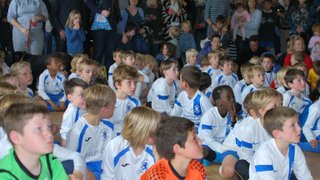 2015 Junior Football Awards Day