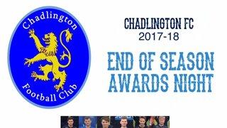 2018-19 End of Season Awards