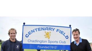 All Change at Chadlington Sports Club