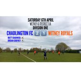 Weekend Results (6th April 2019)