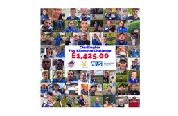 Chadlington 5km Challenge Complete!