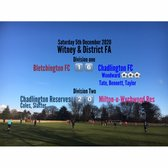 Weekend Football Results (5th December 2020)