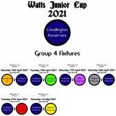 Junior Cup Draw & Fixtures