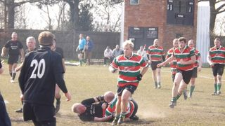 4ths V Burntwood