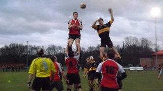 Semi final v Shipston