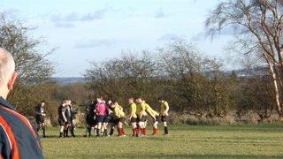 Spartans v Newbold Warwickshire Cup.