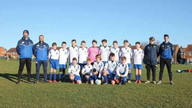 Groovy Tynemouth United Football Club Under 15 Blues 19 20 Beutiful Home Inspiration Aditmahrainfo