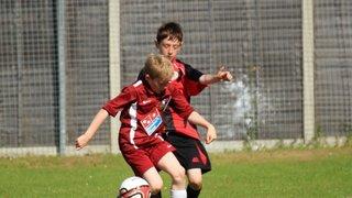 Hurst Under 11 Round 1 hampshire Cup