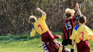 Under 12's Semi - Finals Tommy Traynor Throphy