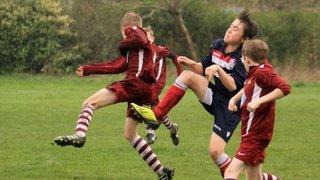 Baddersley vs Hurst SFRYFC