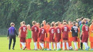 Under13's vs Weston Warriors