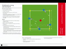 Elite Future Game- Dribbling & Running with the ball  3              Age 8-11