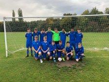 St Francis YFC U18's travel to Hursley U18's