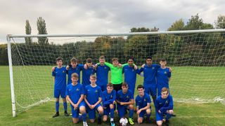 St Francis YFC last game of 2018/19 season at Home to CK Andover