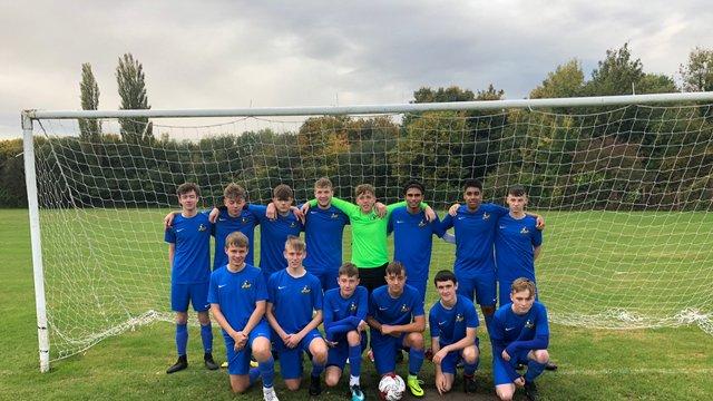 St Francis YFC visit Littleton Reds U18's