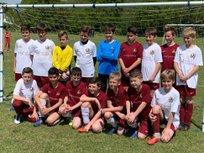 Rovers U12's- Chapman