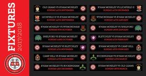 Birmingham Moseley Women's fixtures announced for 2017/18
