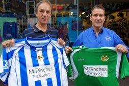 M Pinches Transport - Club Sponsor