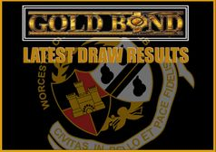 GOLD BOND DRAW - LATEST RESULTS