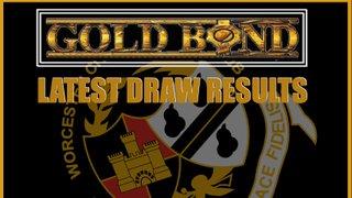 LATEST GOLD BOND WINNERS