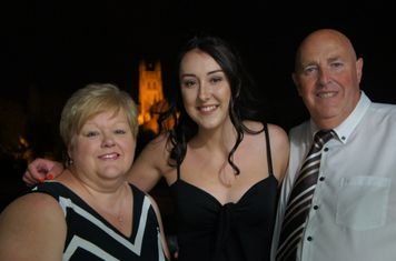 Sue & Steve Goode with Chloe Heeley