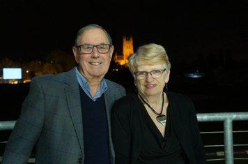 Brian and Lynn Jones