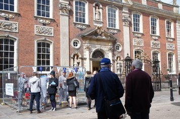 The Guildhall, Worcester