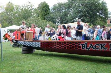 Worcester Dragon Boat Club