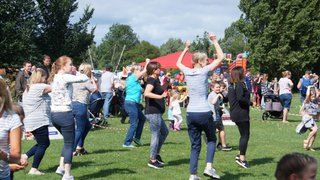 Worcester Show Sports Zone a great success