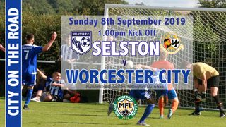 CITY ON THE ROAD - SELSTON