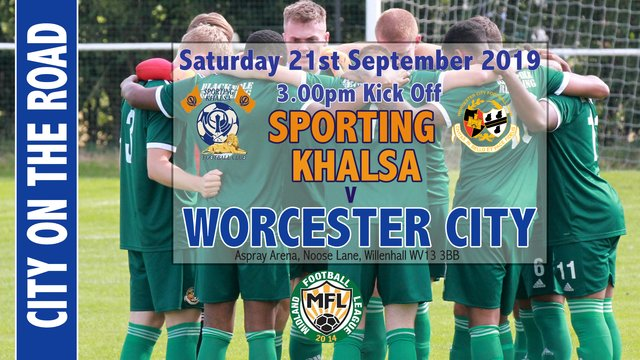 CITY ON THE ROAD - SPORTING KHALSA