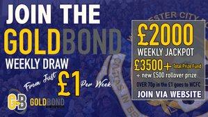 The Gold Bond Draw